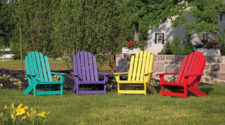 Breezesta Recycled Plastic Outdoor Patio Furniture