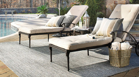 Capel Rugs Outdoor Patio Furniture