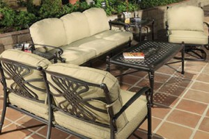 Gensun Aluminum Outdoor Patio Furniture