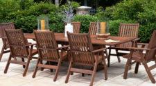 Jensen Leisure Wood Outdoor Patio Furniture