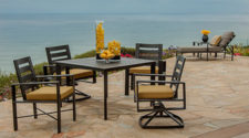 Owlee Aluminum Outdoor Patio Furniture