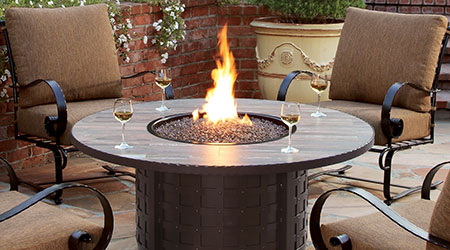 Owlee Fire Pit Outdoor Accessories - Ow Lee® Outdoor Fire Pits - Patio Land USA