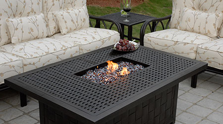 Pride Family Brands Fire Pit Outdoor Accessories