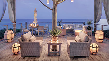 Summer Classics Wicker Outdoor Patio Furniture