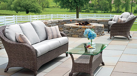Telescope Wicker Outdoor Patio Furniture