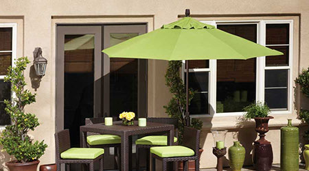 Treasure Garden Umbrellas Outdoor Patio Furniture