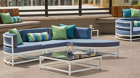 Tropitone® Aluminum Outdoor Furniture - Patio Land USA