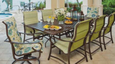 Windward Aluminum Outdoor Patio Furniture