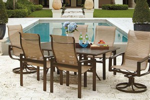 Winston Aluminum Outdoor Patio Furniture