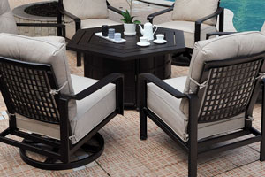 Outdoor furniture and fabric ideas patio land usa for Outdoor furniture fabric