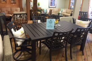 Hanamint 174 Aluminum Outdoor Furniture Patio Land Usa