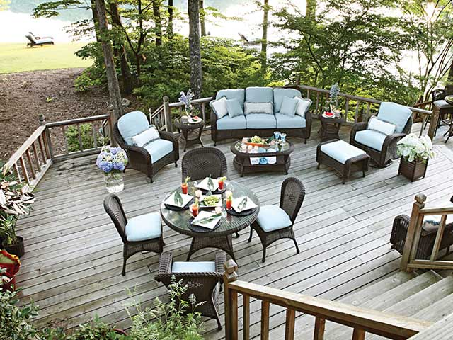 Quality Wicker Furniture Without The Cost Part 1 Patio