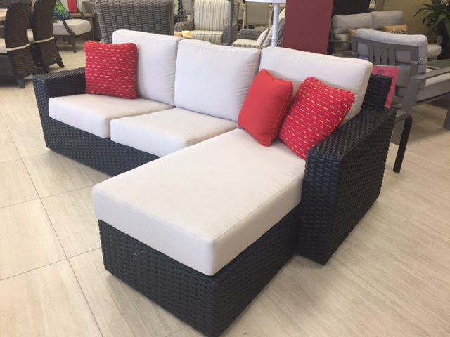 Brighton 2 Piece Sectional Set