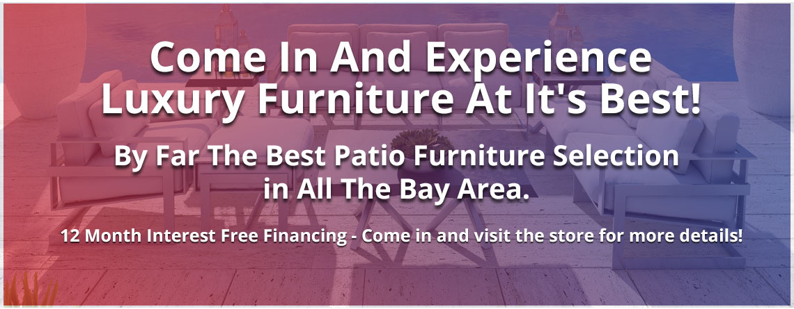 Come In And Experience Luxury Furniture At It's Best