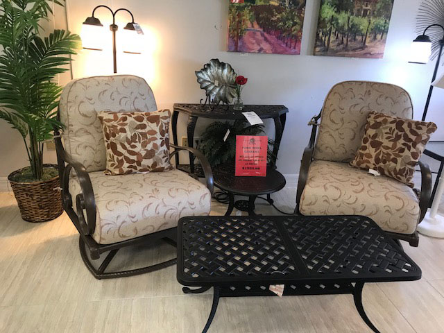Gensun 2pc. Lounge Chair Set