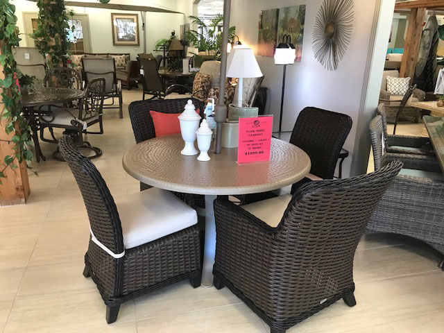 Cabana Coast 5pc. Dining Set