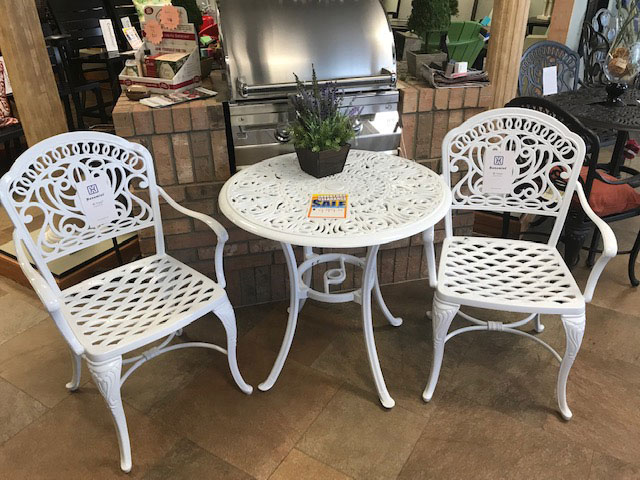 Hanamint 3pc. Bistro Set