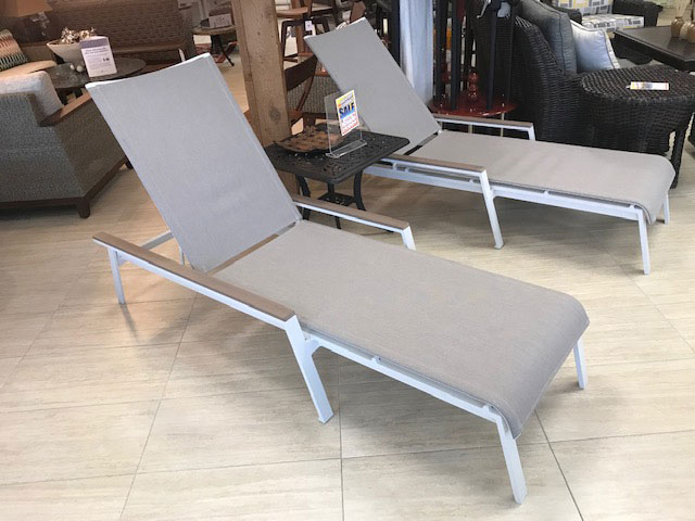 Winston 2pc. Chaise Set