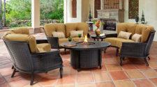 Castelle Aluminum Outdoor Patio Furniture