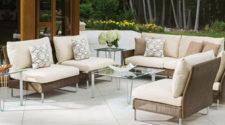 Lloyd Flanders Wicker Outdoor Patio Furniture