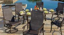 Tropitone Wicker Outdoor Patio Furniture