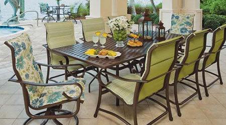 Windward Aluminum Outdoor Patio Furniture