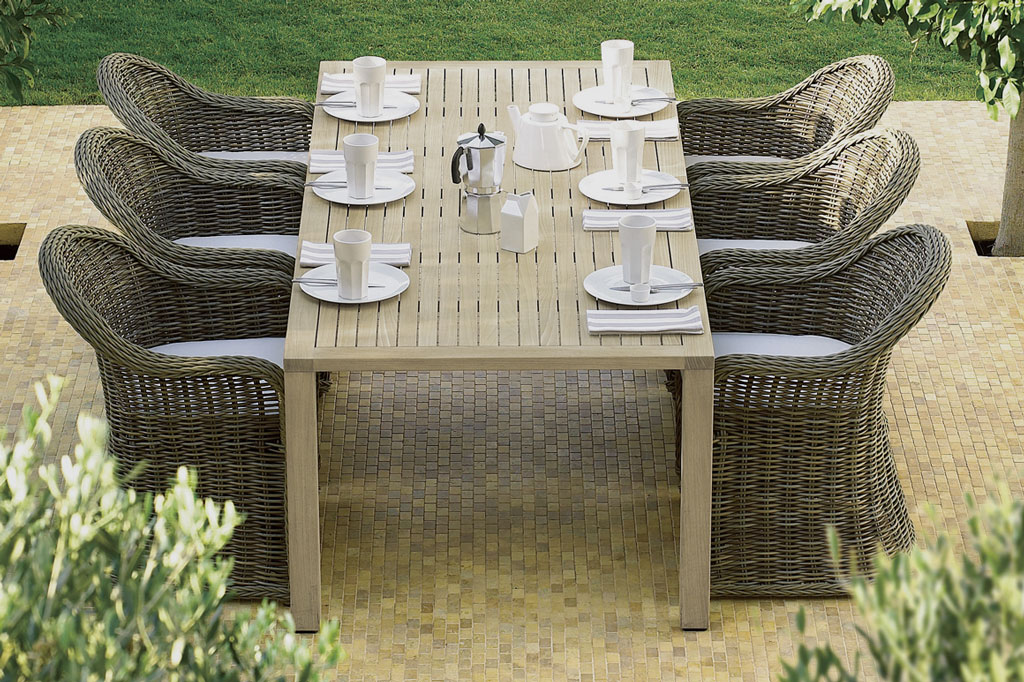 Tips For Storing Wicker Furniture Over The Winter Patio